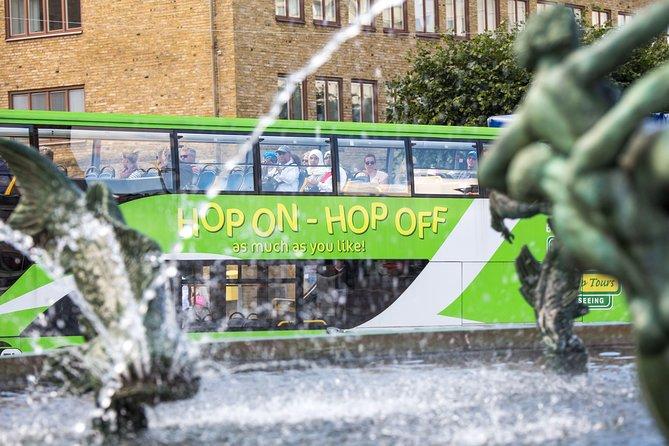 Excursão turística em ônibus panorâmico pela cidade de Gotemburgo