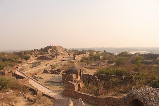 The Cursed Fort (Tughlakabad Fort)