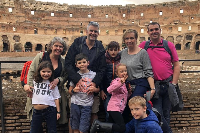 Skip-the-line Kids Tour: The Colosseum & Roman Forums with a Family Guide photo 1
