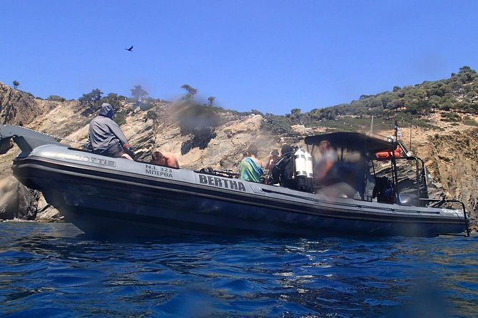 Snorkeling Adventure in Nikitis with Lunch photo 4