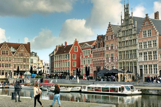 Walking food tour: Introduction to Ghent through food