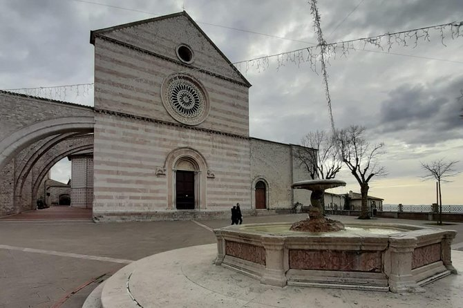 Assisi and Perugia Full Day Tour from Assisi