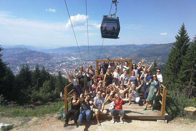 Sarajevo 1425 days under the siege - War Tour