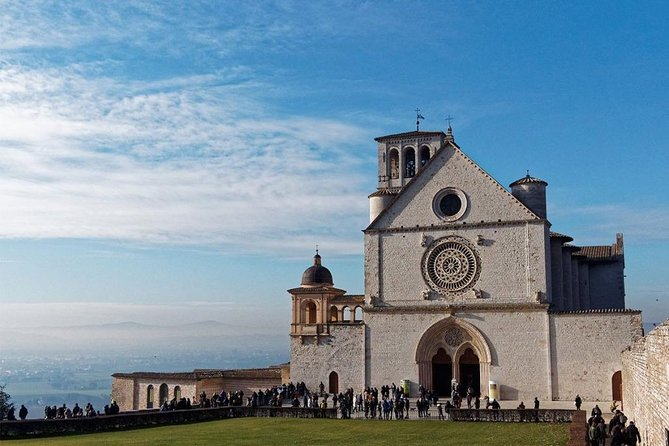 Assisi and Perugia Tour in Umbria Region - Ultimate Tour Experience