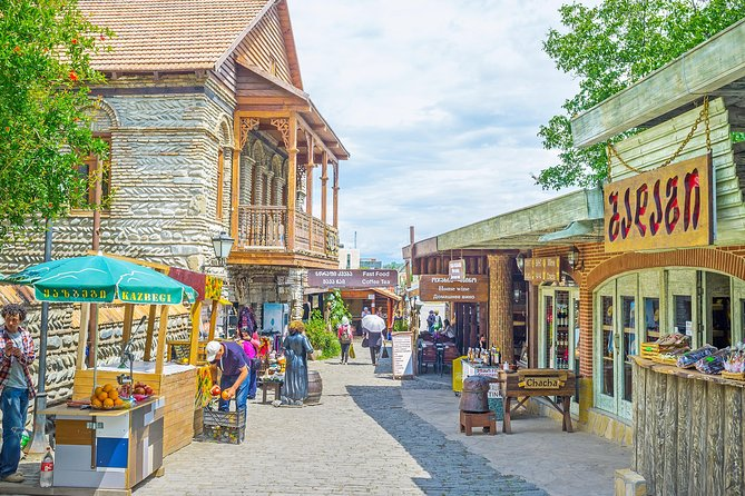 Mtskheta - Jvari - Gori - Uplistsikhe full day private tour from Tbilisi