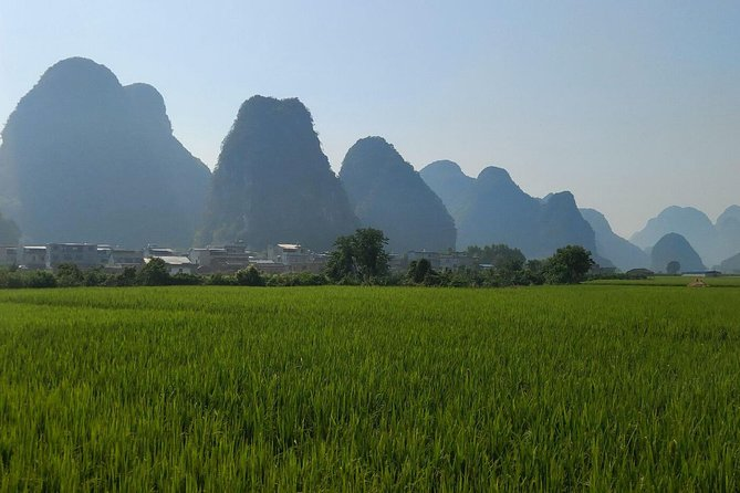 5-Days Private Guilin and Longji Tour from Yangshuo Hotel