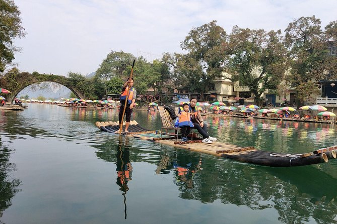 5-Day Private Tour from Xi'an to Guilin