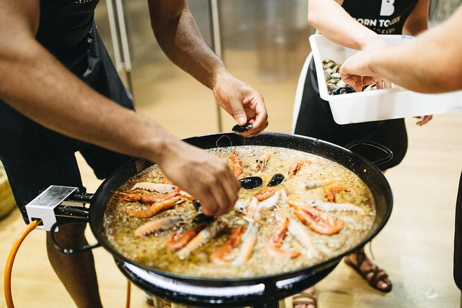 Madrid Markets Tour & Cooking Experience: Paella, Tapas & Local Food