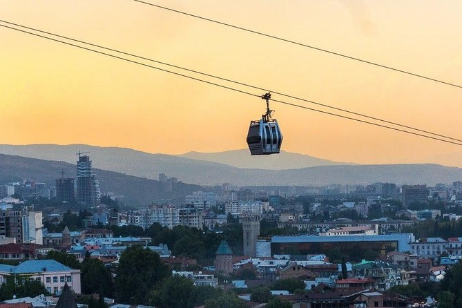 Private Tbilisi Walking Tour including Cable Car, Wine Tasting and Old Bakery photo 9