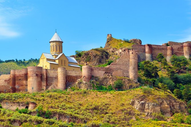 Private Tbilisi Walking Tour including Cable Car, Wine Tasting and Old Bakery photo 7
