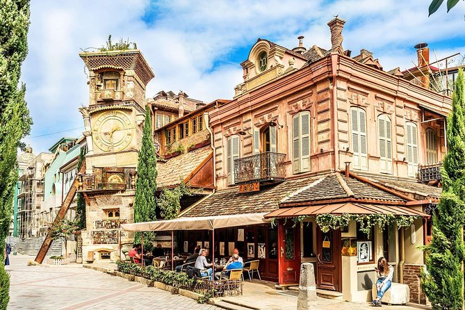 Private Tbilisi Walking Tour including Cable Car, Wine Tasting and Old Bakery photo 6