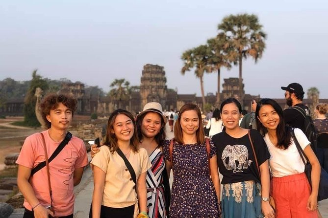 Full-Day Banteay Srei & Angkor 4 Main Temples Join-in Tour