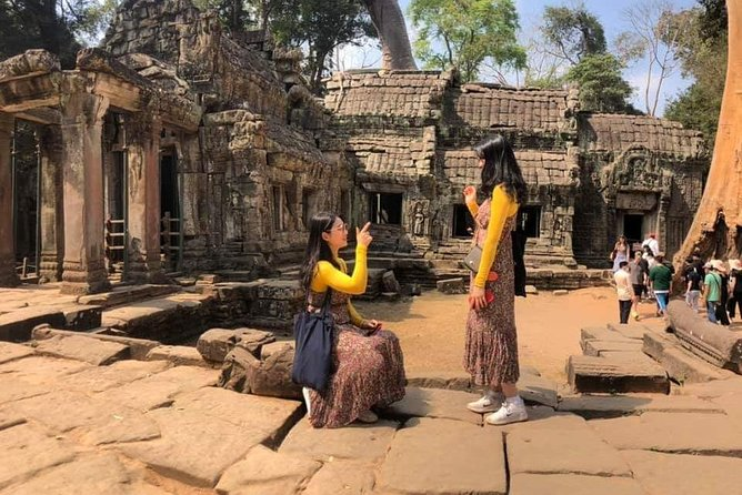 1Day Sunrise Angkor Wat Tour With Professional Tour Guide-Join-in Tour photo 1