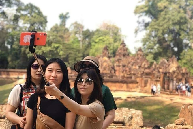 1Day Angkor Wat With Sunrise And Banteay Srei temple-Join-in Tour