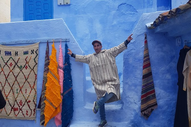 Full Day Trip to Chefchaouen and Tangier photo 14
