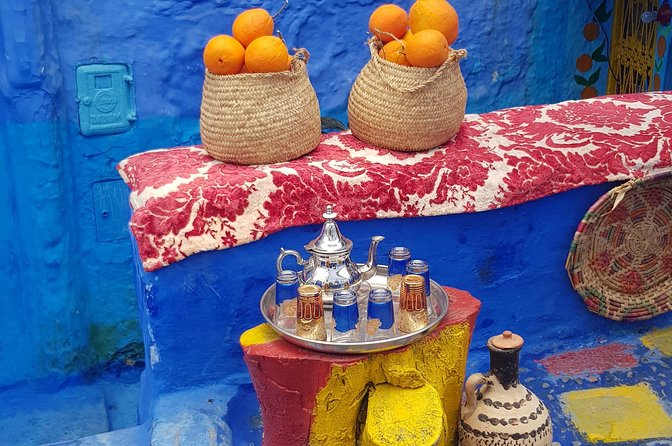 Full Day Trip to Chefchaouen and Tangier photo 32