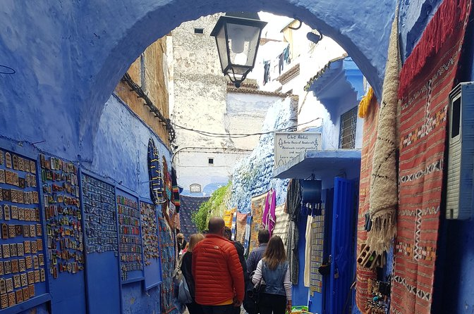 Full Day Trip to Chefchaouen and Tangier photo 51
