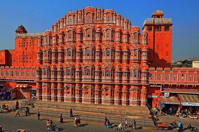 Pink City - Private Full Day Jaipur Tour with Lunch