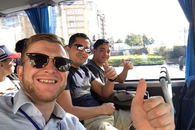 Private city-tour