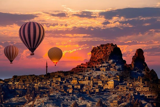 Private 2 Days Cappadocia Tour from Istanbul (Optional Hot Air Balloon)