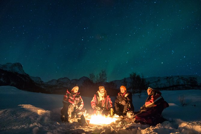 Northern Lights tour with Alta Adventure