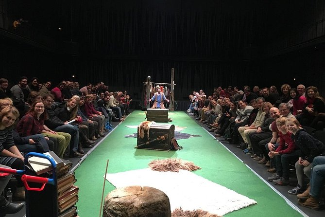 Reykjavik: Icelandic Sagas Show - The Greatest Hits in 75 minutes