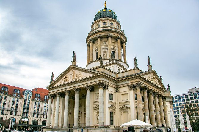 Historical Half Day Walking Tour of Berlin with a Local Guide