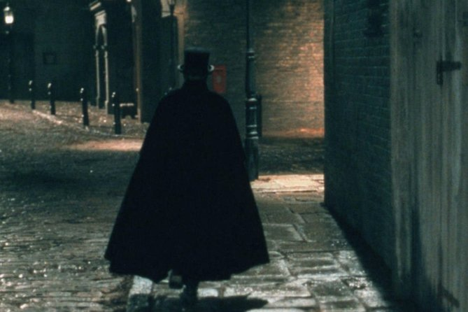 Jack the Ripper tour. Led by a former New Scotland Yard Detective