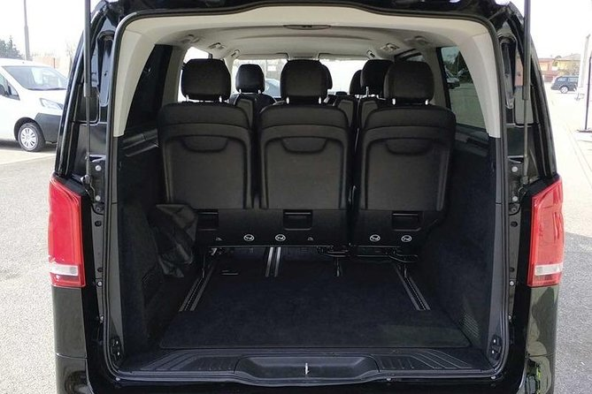 PRIVATE TRANSFER for small group from Florence to Pisa with 2 hrs stop in Lucca