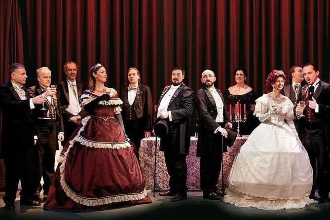 I Virtuosi dell'opera di Roma: La Traviata at St. Paul Within the Walls photo 4