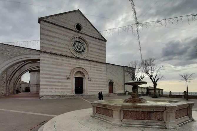 Assisi, City Highlights and St. Francis Basilica - small group tour