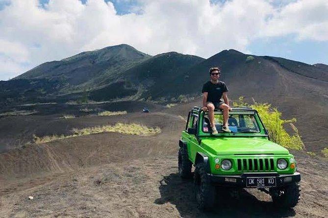 Mount Batur Jeep Tour
