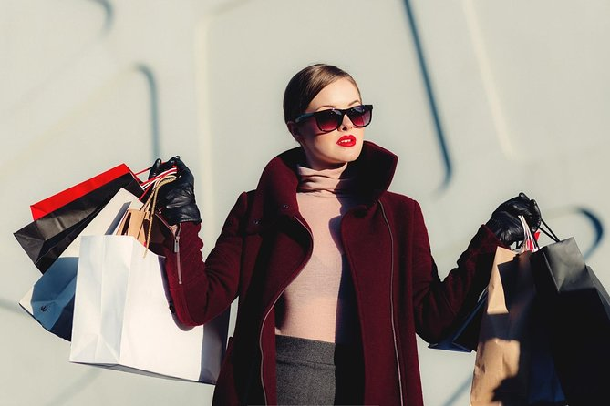 Half-Day Private Shopping Tour at Serravalle Designer Outlet
