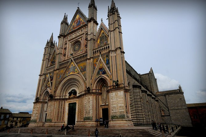 Private Tour of Orvieto including Duomo (Cathedral)