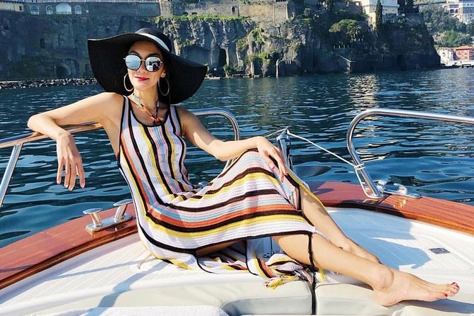 Capri Boat Tour from Sorrento photo 1