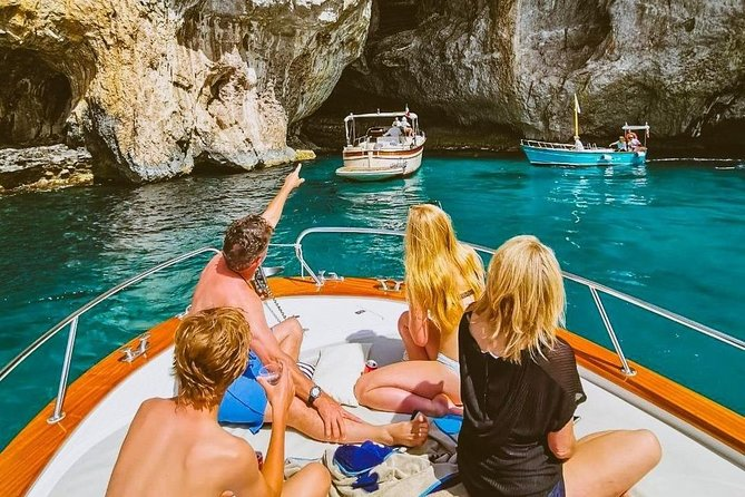 Capri Boat Tour from Sorrento photo 7