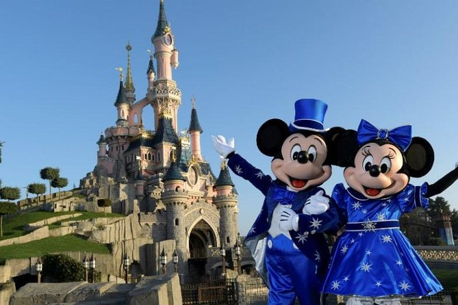 Private Driver Service from Paris Orly ORY Airport to Disneyland Paris