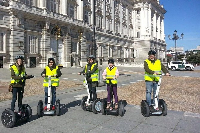 Madrid by Segway photo 1