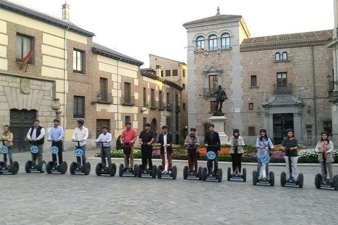 Madrid by Segway photo 2