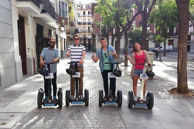 Madrid by Segway photo 3