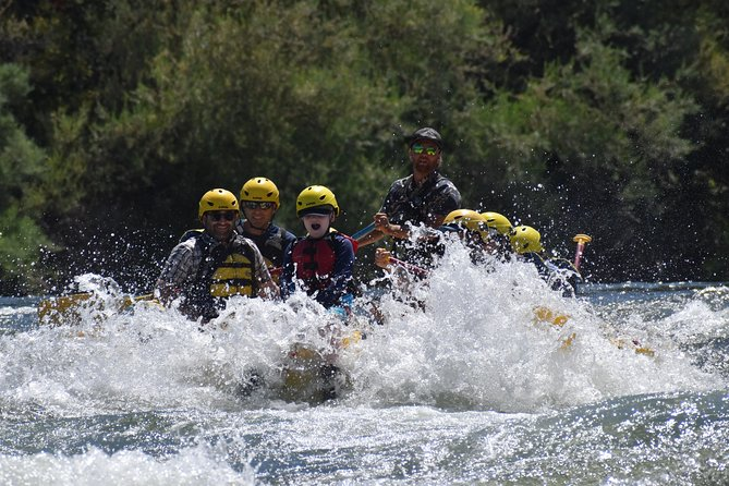Lyman Rapid on the Rogue River in Southern Oregon