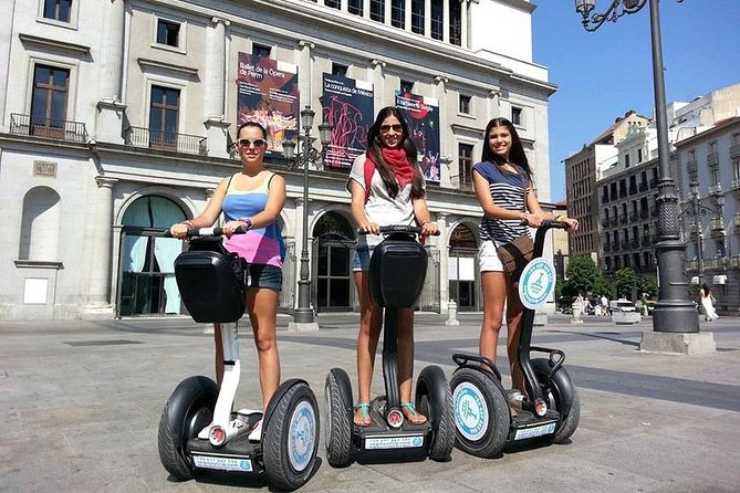 Discover Madrid by Segway 03 Hours photo 1