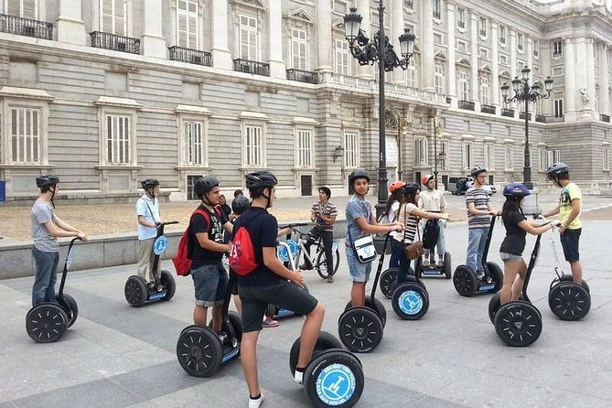 Discover Madrid by Segway 03 Hours photo 2