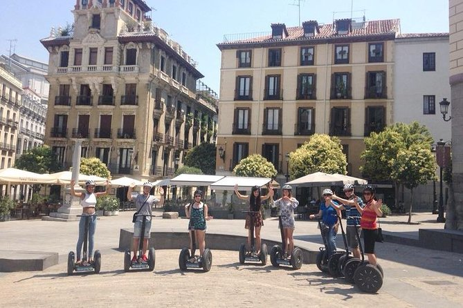 Discover Madrid by Segway 03 Hours photo 7