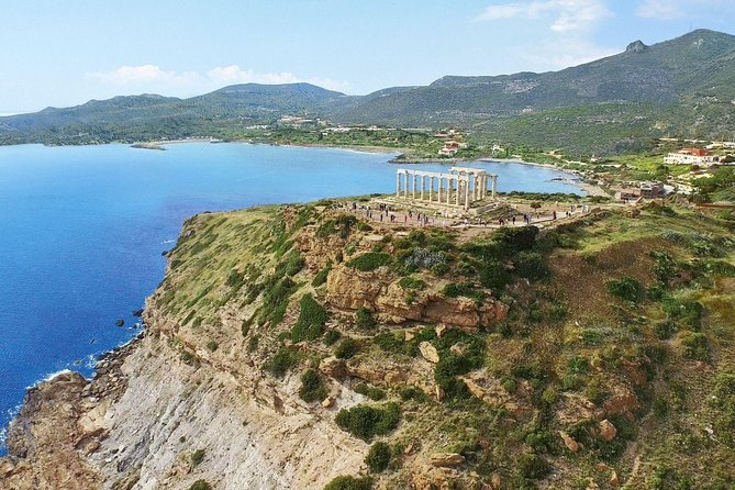 Sounion - Poseidon Temple, Athens Riviera, and SE Attica - Full Day