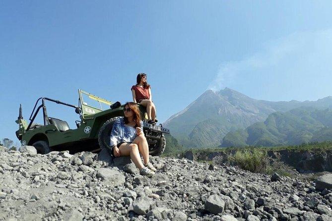 Yogyakarta Merapi Volcano Jeep Tours