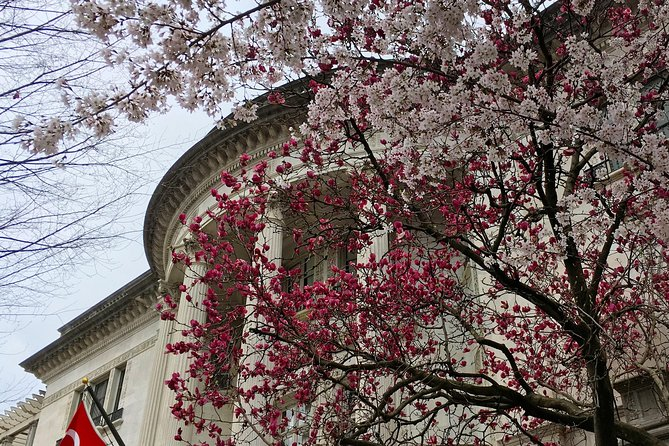 Dupont Circle and Embassy Row Architecture Tour