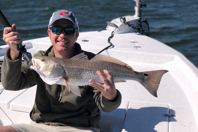 6-Hour Private Inshore Fishing Charter from Orange Beach