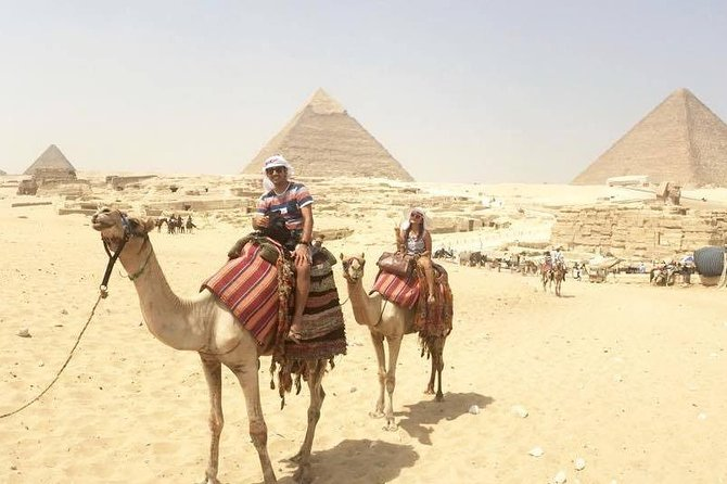 Cairo Layover Tours to Giza Pyramids, sphinx then Sound and light night show photo 2