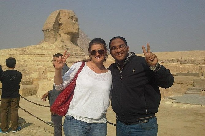 Cairo Layover Tours to Giza Pyramids, sphinx then Sound and light night show photo 6